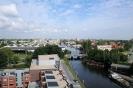 Panorama vanaf Vlietpoort
