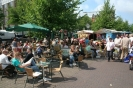Leidse Markt-Nieuwe Rijn terras