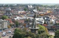 Panorama Leiden