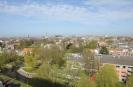 Panorama vanaf DUWO flat Rijn en Schiekade
