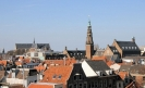 Panorama vanaf de Hooglandse Kerk