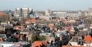 Panorama vanaf Pieterskerk
