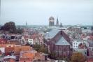 Panorama vanaf Marekerk