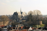 Hooglandse Kerk met Burcht