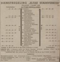 Eltax tarieven -A- 03
